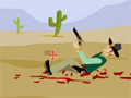 Online hra Cowboy Duel