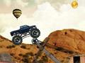 Online hra Wasteland Jumper