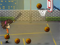 Online hra Afro Basketball