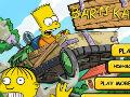 Online hra Barts Kart