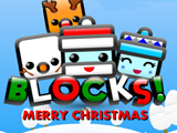 Blocks Merry Christmas