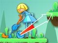Online hra Crazy Croquet