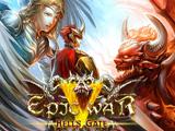 Online hra Epic War 5