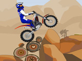 Online Game Moto Trial Fest