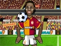 Online Game Drogba Bouncing Ball
