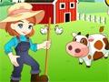 Online hra Farm Girl