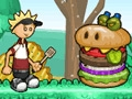Online hra Papa Louie 2: When Burgers Attack