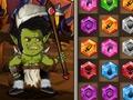 Online hra Jewels Hero