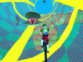 Online hra Underwater Cycling