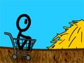 Online hra Shopping Cart Hero 3