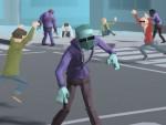 Zombie Crowd