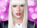 Juego en línea Lady Gaga Make Up