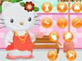 Juego en línea Hello Kitty Dress Up