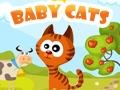 Juego en línea Baby Cats