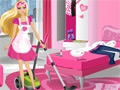 Online hra Barbie Party Cleanup