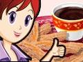 Juego en línea Chocolate Churros: Sara's Cooking Class