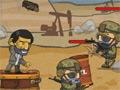 Juego en línea Gulf Defence