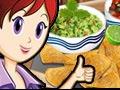 Juego en línea Nachos & Dip: Sara's Cooking Class