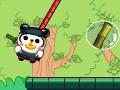 Juego en línea Panda Ninja