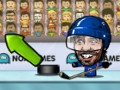 Online hra Puppet Ice Hockey