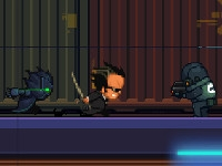 Online hra Final Ninja Zero