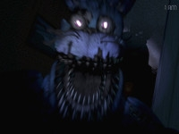 Online hra Five Nights at Freddy's 4