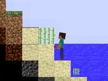 Online hra Paper Minecraft