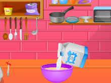 Online hra Cook Tasty Cake