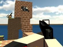 Juego en línea Pixel Warfare 5