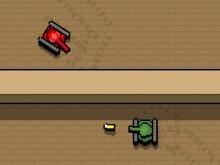 Juego en línea Tiny Tanks