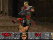 Online hra DOOM II