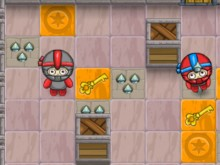 Online hra Geminate Ninja