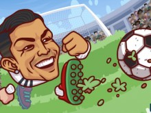 Online Game Heads Arena: Soccer All Stars
