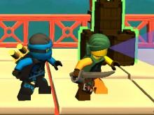 Online hra Lego Ninjago Skybound