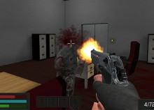 Online hra The Forsaken Lab 3D