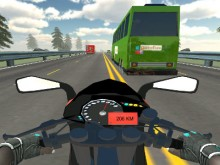 Online Game Bike Ride