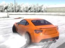 Online Game Burnout Drift