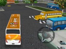Online Game Bus Parking 3D World 2