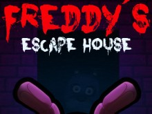 Online Game Freddys Escape House