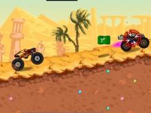 Online Game Mad Truck Challenge 3
