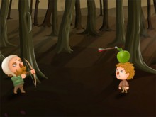 Online Game Master Archer