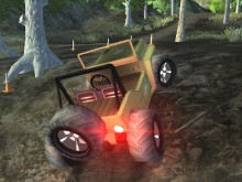 Online hra Offroad Parking