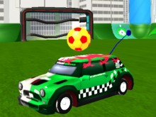 Juego en línea Soccer Cars