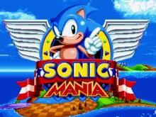 Juego en línea Sonic Mania Edition