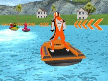 Online Game Water Scooter Mania