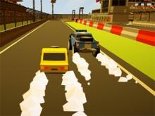 Juego en línea 3D Arena Racing