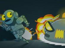 Online hra Bombot.io