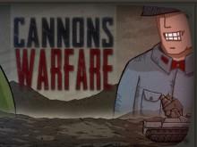 Juego en línea Cannons Warfare