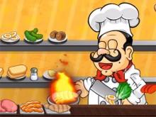 Juego en línea Chef Right Mix
