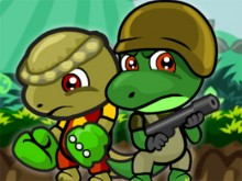Online hra Dino Squad Adventure